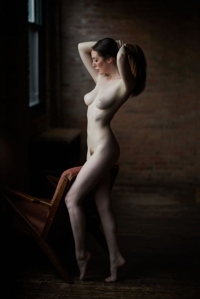 nude chicago lingerie photo shoot 686x1024 - Fine Art Nude Photography. The Many Faces of Boudoir.