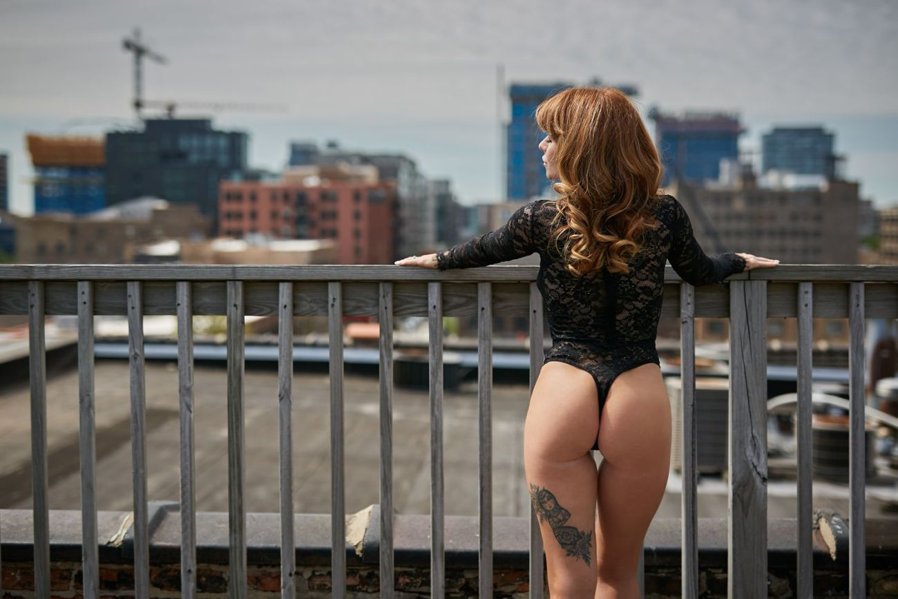 chicago outdoor boudoir - Boudoir Session -  A Gift for Her