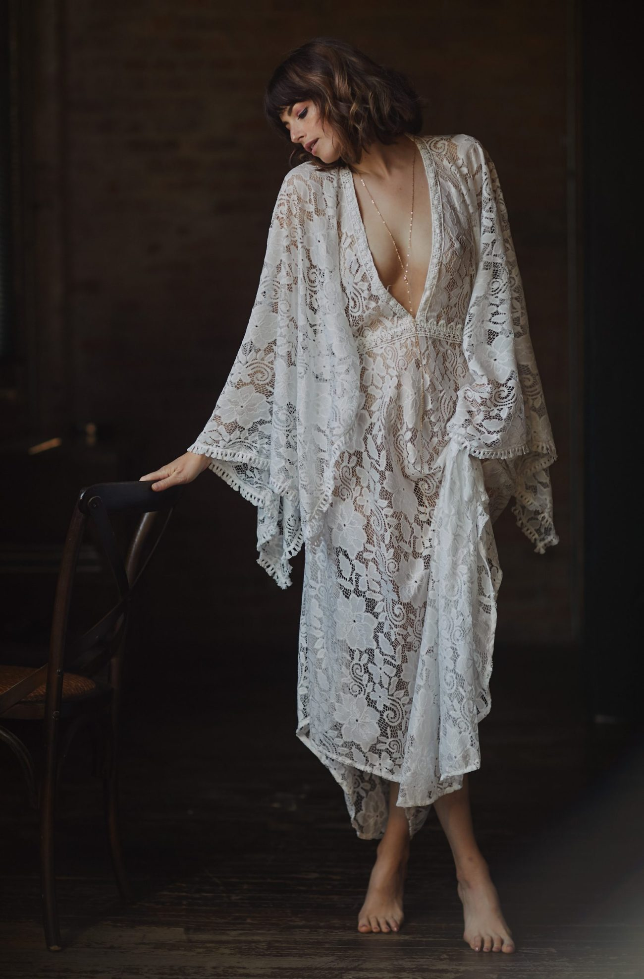 vintage boudoir sexy classy chicago scaled - A Boudoir Session - Is It Worth the Investment?