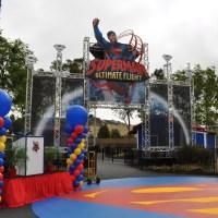 Superman Ultimate Flight Open!