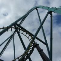 Behind the Scenes; Insane Coaster Wars Filming Trip Report