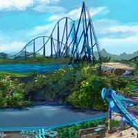 Mako - Florida's First Hyper Coaster - Coming to SeaWorld Orlando in 2016