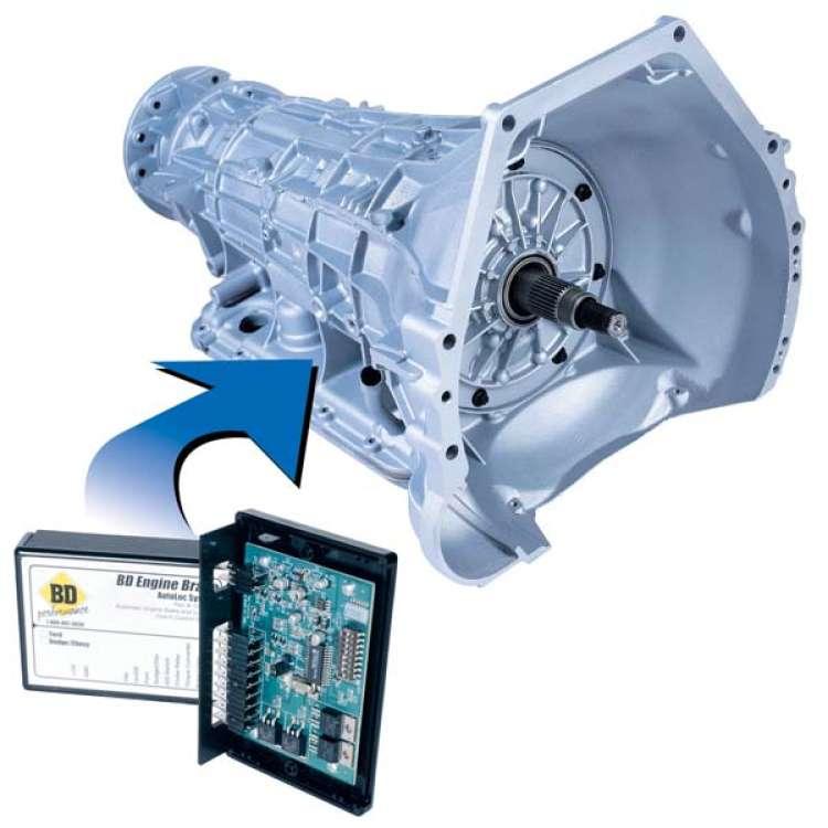 93 00 gm 6 5l turbo diesel bd electronic autoloc exhaust brake retarder