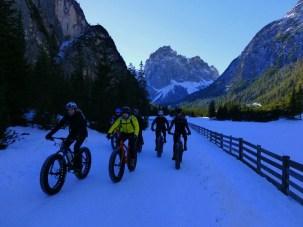 Snow Fat Bike