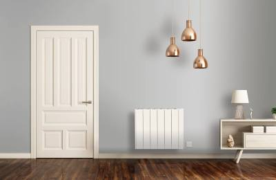 wall mounted electric heaters Glasgow & Scotland