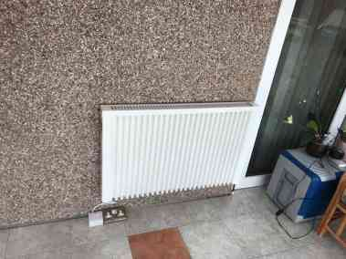 Electric radiator Glasgow