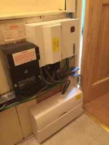 new electric fuse-board upgrade