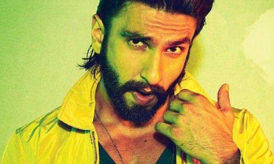 Ranveer Singh Photo Shoot for Filmfare