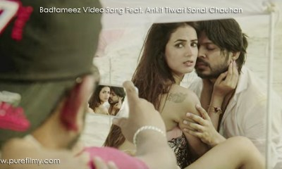 Badtameez Video Song By Ankit Tiwari Feat. Sonal Chauhan