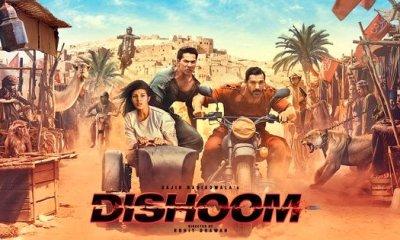 Dishoom Trailer John Abraham Varun Dhawan Jacqueline Fernandez