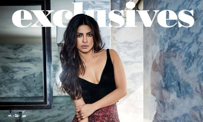 Priyanka Chopra Hot Filmfare Photoshoot October 2016