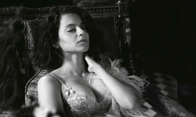 Kangana Ranaut Hot GQ Magazine Photoshoot