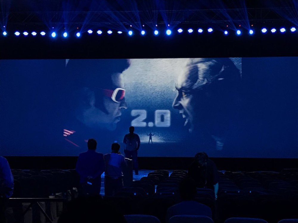 2.0 First Look Poster and Official Teaser