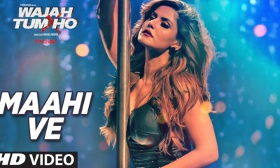 zareen-khan-maahi-ve-song-wajah-tum-ho