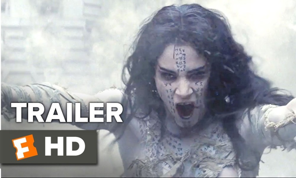 The Mummy Official Trailer Teaser 2017 Tom Cruise