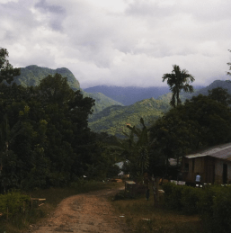 Village and mountains – Pure Flores Tours