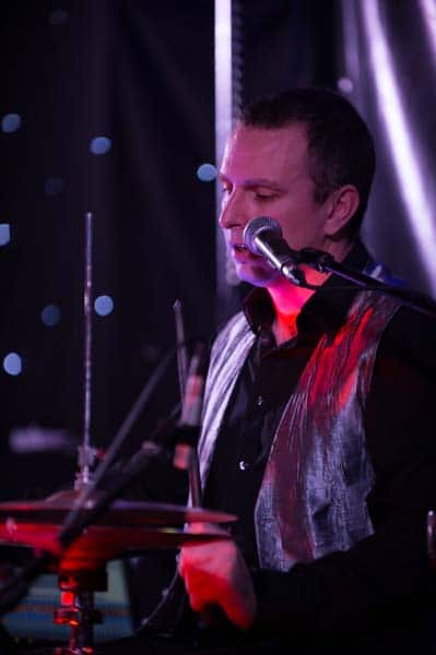 Greg - Drums and Vocals