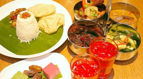 Special Tiffin Sets for Ramadhan @ Delicious