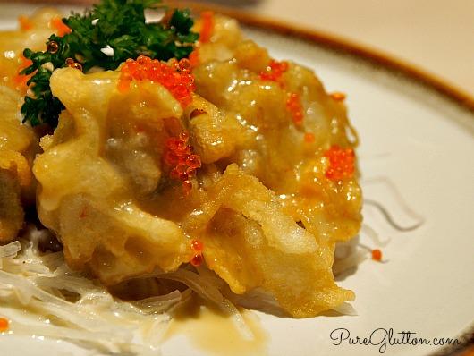 hotate wasabi mayo