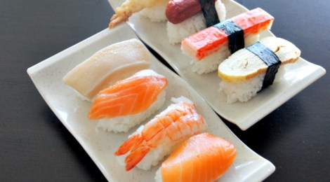 Sushi Flash – for sushi that won't dent your wallet!