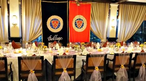 Chaîne des Rôtisseurs Amical Dinner, CAMERON HIGHLANDS RESORT