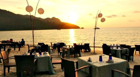 THE ANDAMAN, LANGKAWI: DINING INDULGENCES