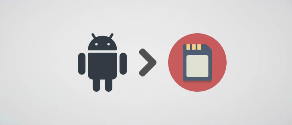 Android қосымшаларын беру