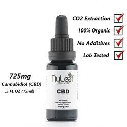 NuLeaf CBD 725