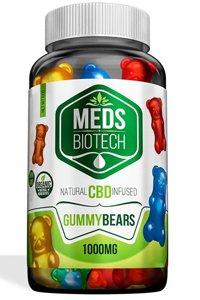 Meds Biotech Gummy Bears