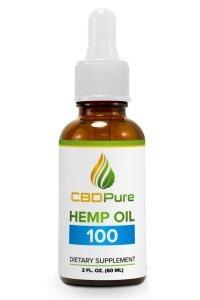 CBDPure Hemp oil