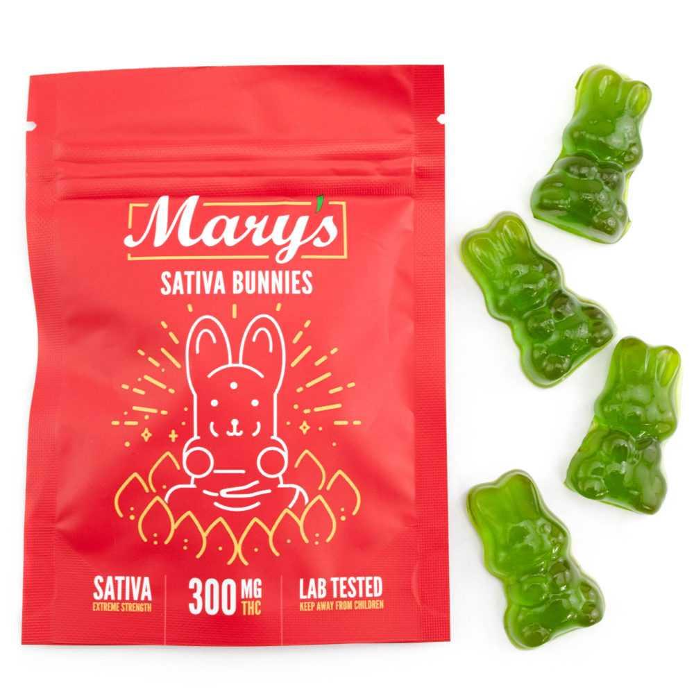 Mary's Sativa Bunnies