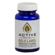 Active CBD Oil CBD/MCT Tincture