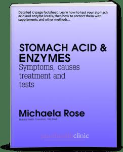 Stomach Acid 3D