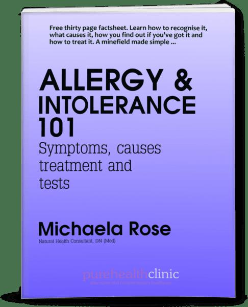Allergy 101 3D