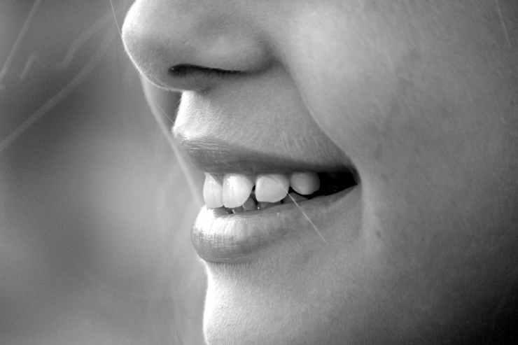 human lips