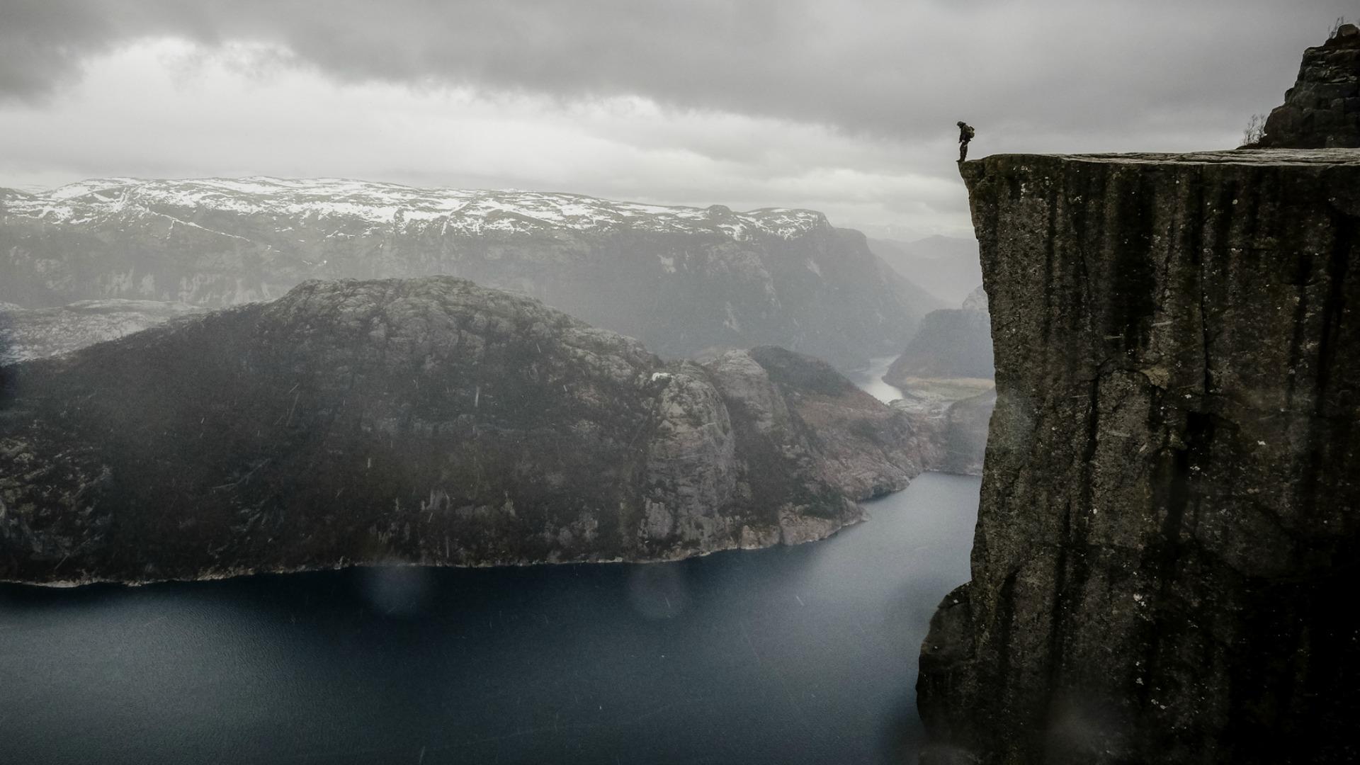 Pure Hope Ledge Cliff