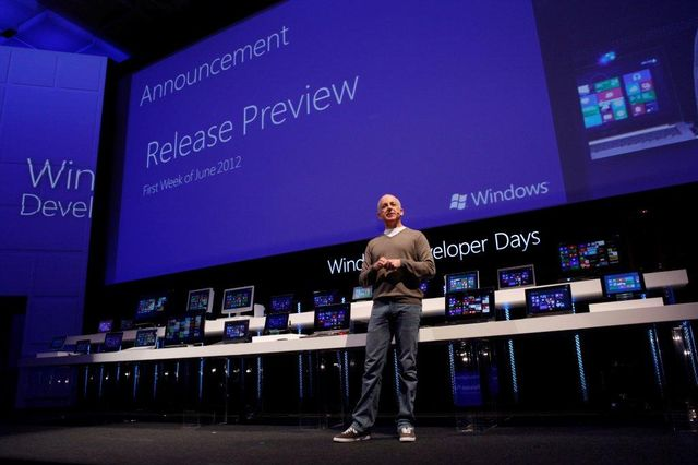 Windows 8 Release Preview scheduled for the first week of June
