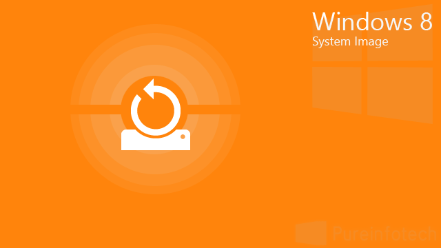 Configure Windows 8 system image