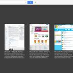 Search previews