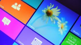 Windows 8.1 Blue build 9374 Start screen