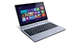 Acer Aspire V5-122 silver with Windows 8