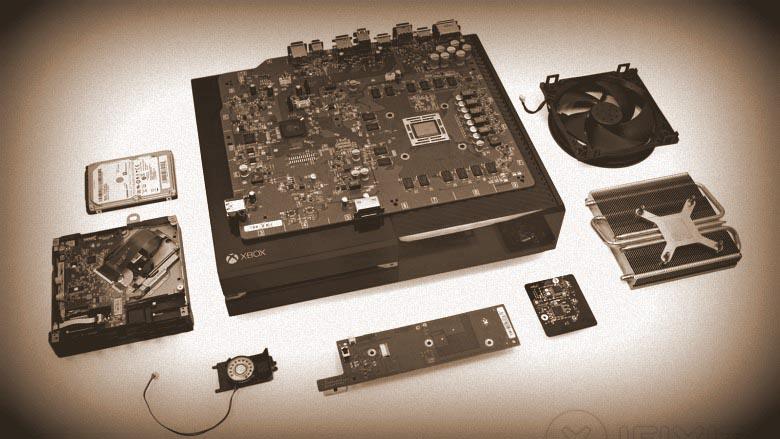 Tech recap: Xbox One teardown