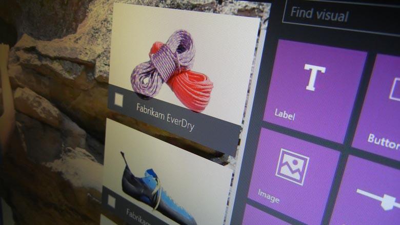 Microsoft Project Siena app