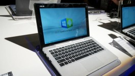 ASUS Transformer Book Duet Windows 8.1 Android PC CES 2014