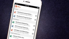 Office Mobile for Android and iPhone