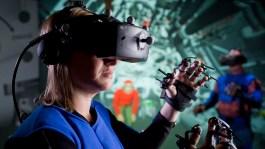 Virtual Reality tech