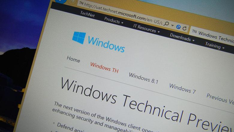 Windows Insider Preview Program - Web page