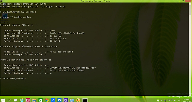 how to clear screen in command prompt