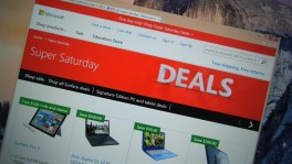 Microsoft Super Saturday deals
