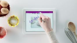 OneNote for iPad gets handwriting feature